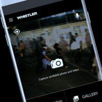 Aplicación móvil que permite grabar audio, foto o video de abusos policiales. A partir de esta grabación se genera un reporte que incluye datos de autenticación de veracidad (locación, elevación, luminosidad, entre otros).